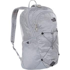 The North Face Rodey Mochila, mid grey dark heather/tnf black